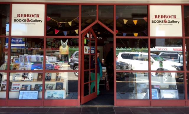Redrock Books & Gallery Shop
